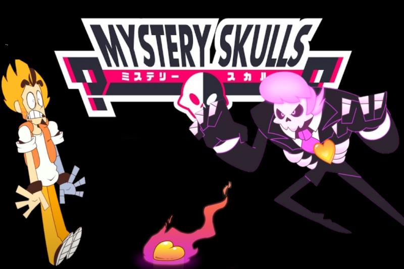 Mystery Skulls e la maestria della narrazione visuale