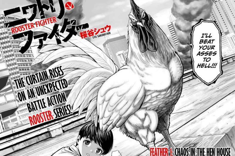 Rooster Fighter – Il canto del gallo della giustizia